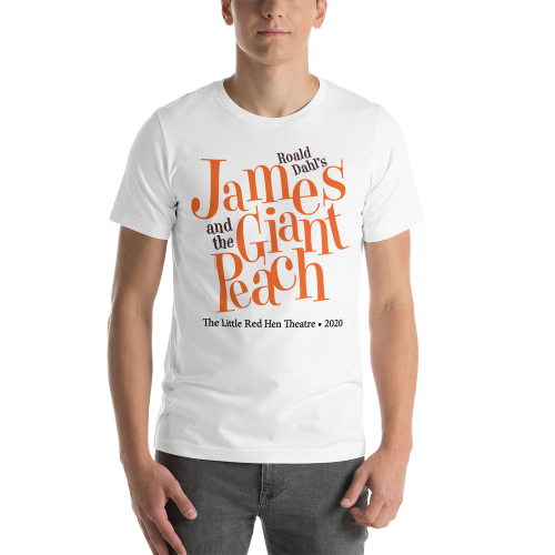 Roald Dahls James and The Giant Peach T-Shirt
