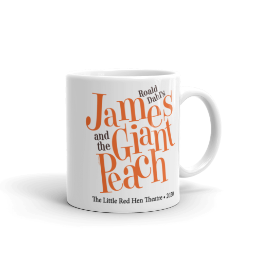 Roald Dahls James and the Giant Peach Mug