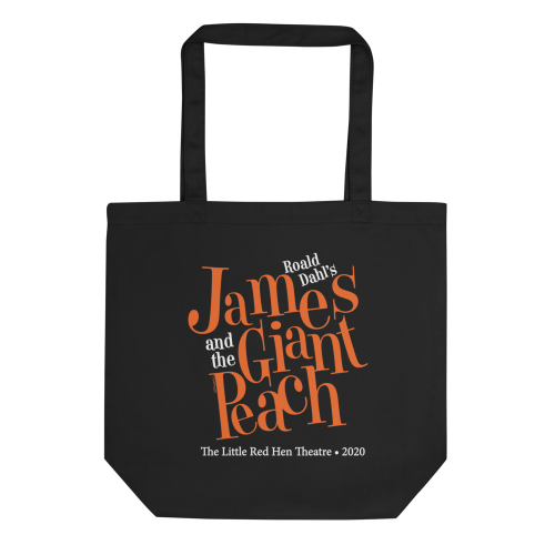 Roald Dahls James and the Giant Peach Tote Bag