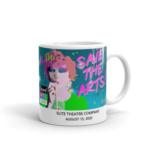 Save the Arts Mug