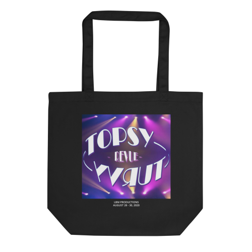 The Topsy-Turvy Revue Tote Bag