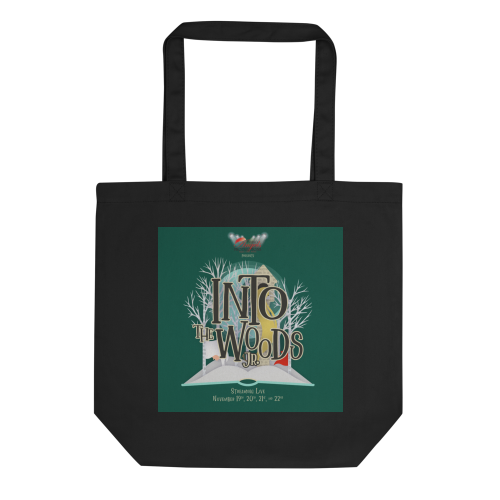 Into the Woods Jr. Tote Bag