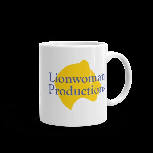 Lionwoman Productions Mug