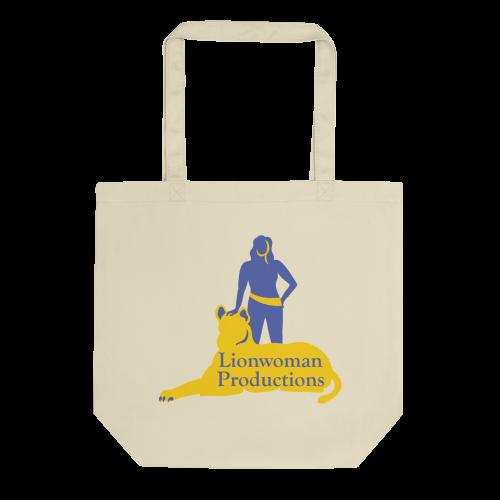 Lionwoman Productions Tote Bag
