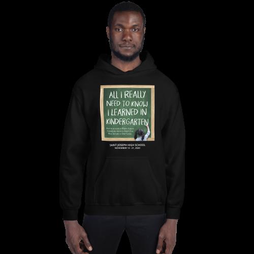 All I Learned Sweatshirt
