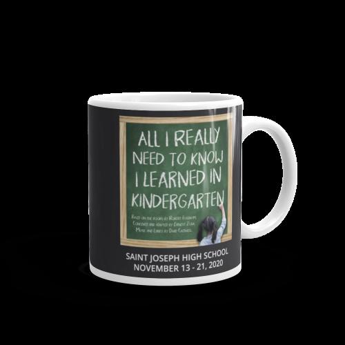 All I Learned Mug