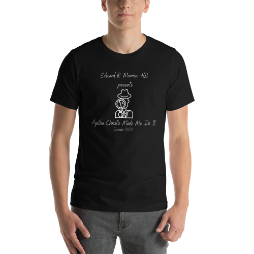 Agatha Christie Made Me Do It T-Shirt