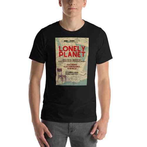 Lonely Planet T-Shirt