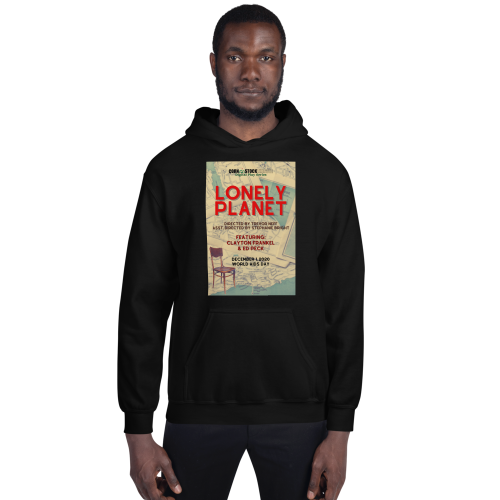 Lonely Planet Sweatshirt