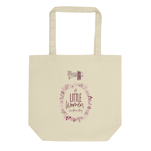 A Little Women Christmas Story Tote Bag