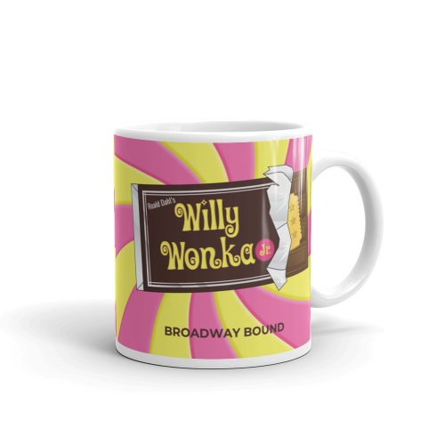 Willy Wonka Jr. Mug