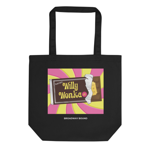 Willy Wonka Jr. Tote Bag