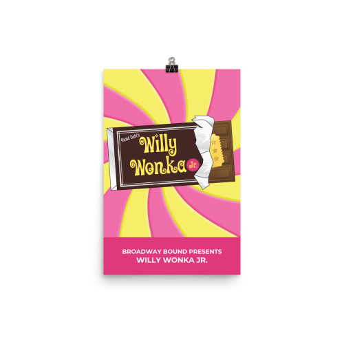 Willy Wonka Jr. Poster