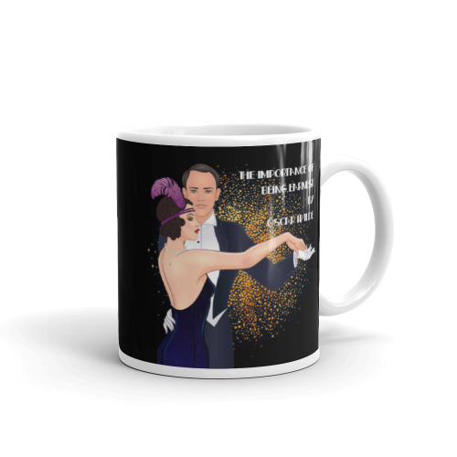 The Importance of Being Earnest Mug