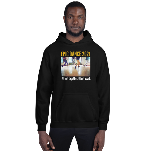 All Feet Together Sweatshirt