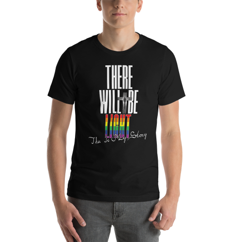 There Will Be Light T-Shirt