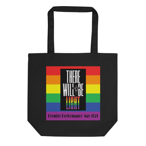 There Will Be Light Tote Bag