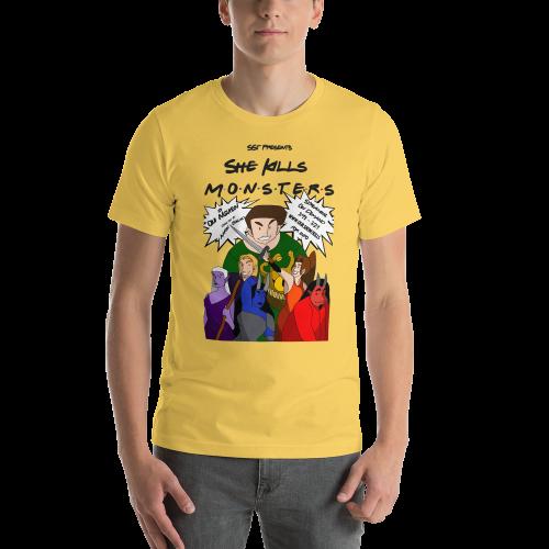 She Kills Monsters T-Shirt