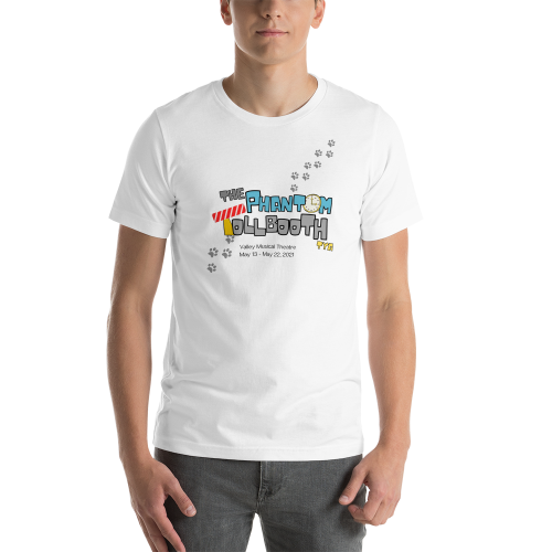 The Phantom Tollbooth TYA T-Shirt