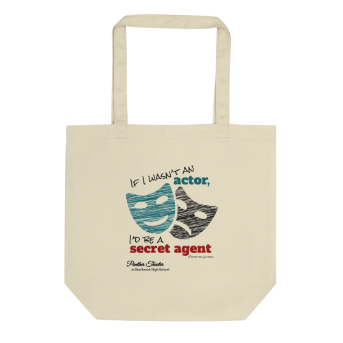 Panther Theater Tote Bag