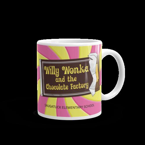 Willy Wonka Mug