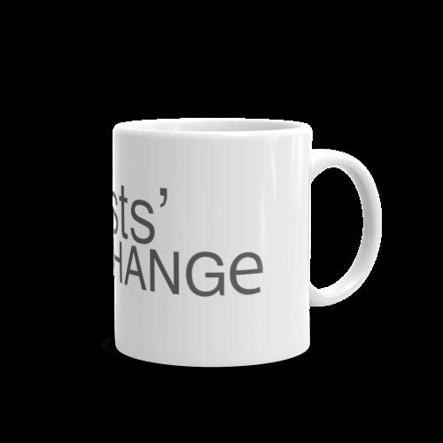 Artists' Exchange Mug
