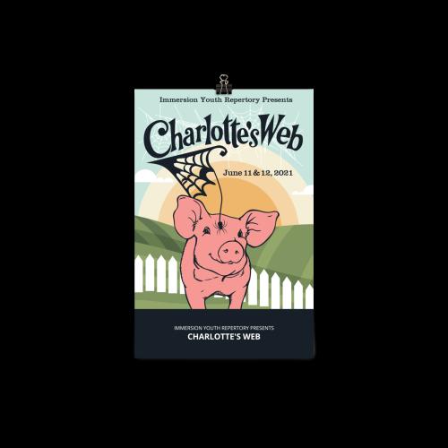 Charlotte's Web Poster