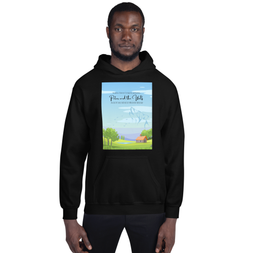 Peter and the Wolf Sweatshirt