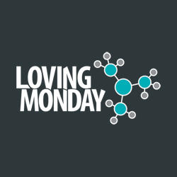 Loving Monday logo
