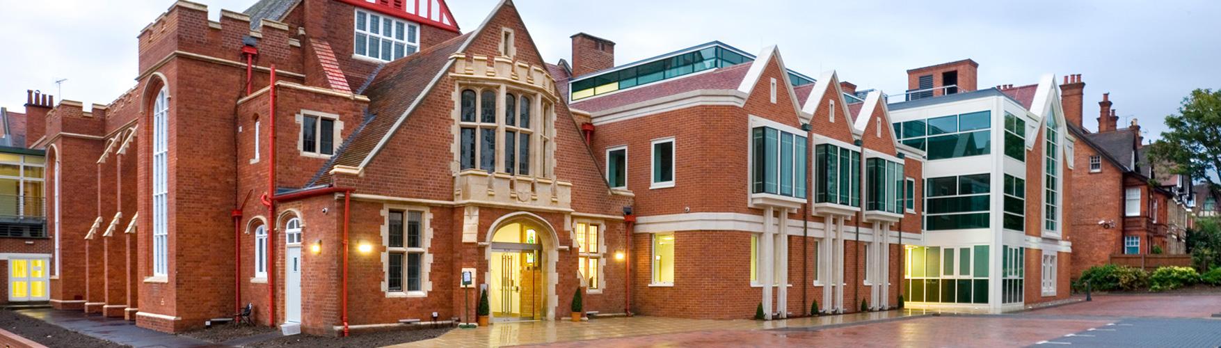 Entrepreneurial Mentoring at Abbey School, Reading