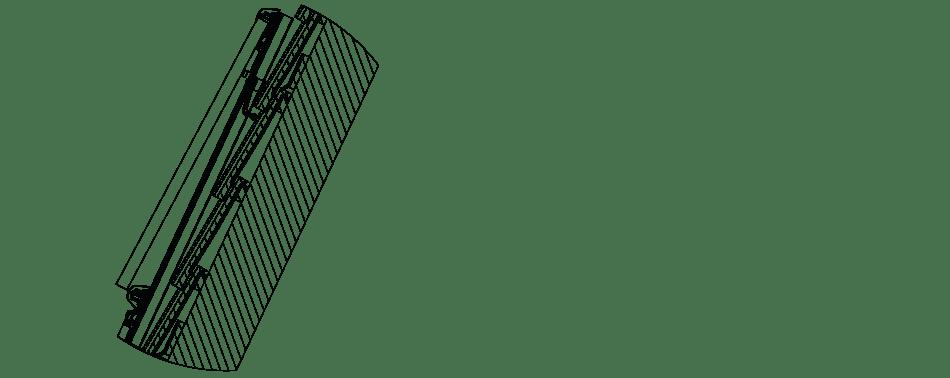 Inleg-montagesysteem