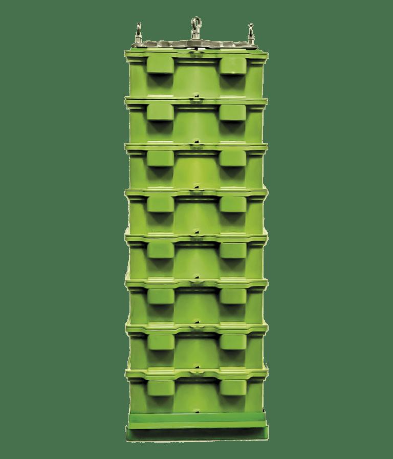 zoutwater batterij greenrock