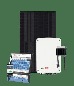 Totaaloplossing solaredge