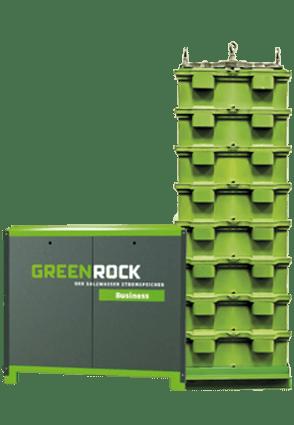 batterijopslag en thuisaccu's
