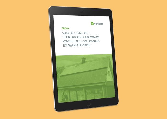 e-book van het gas af