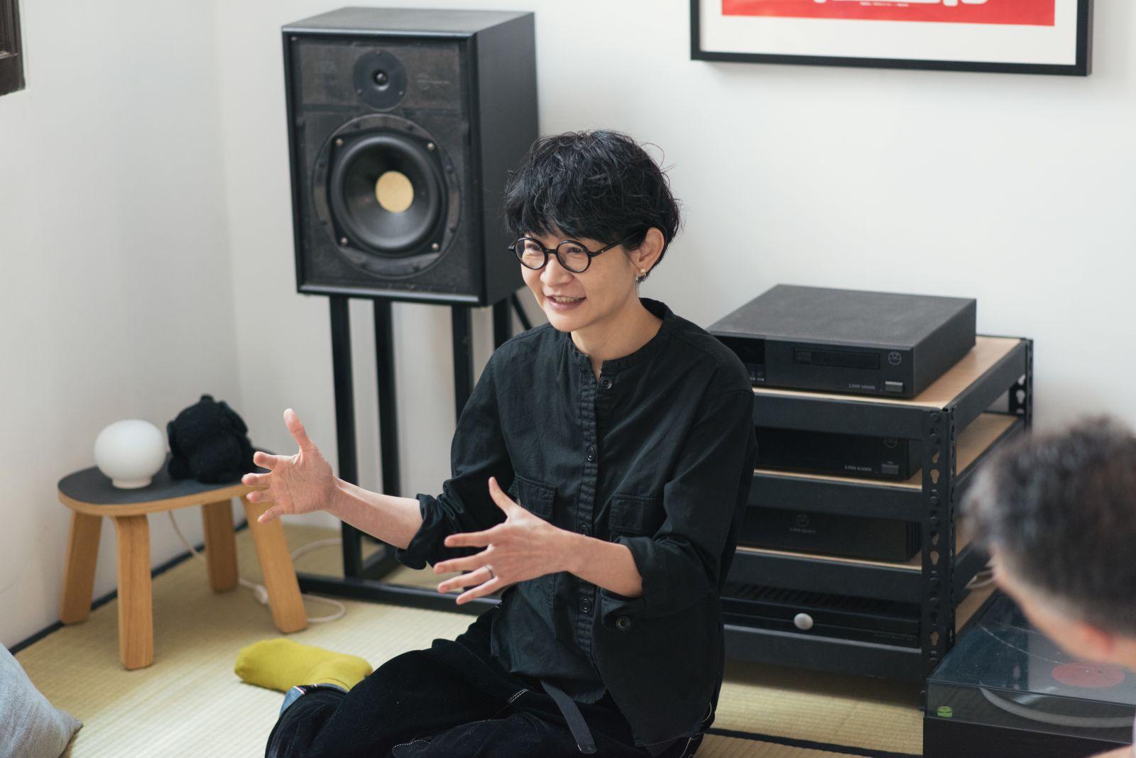 OOO計畫發起人 陳靖雯