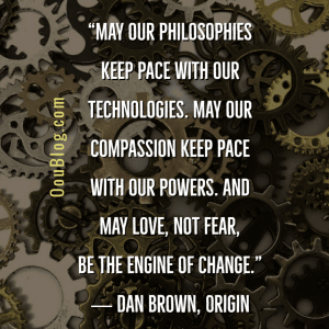 Origin quote by Dan Brown