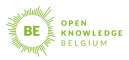 Open Knowledge Belgium logo