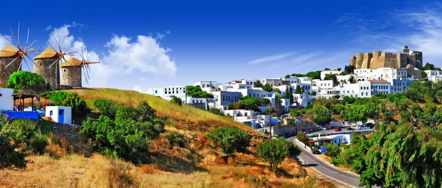 Eurípides: Atenas + Miconos + Crucero 3 Días