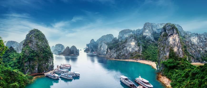 Vietnam de Sur a Norte
