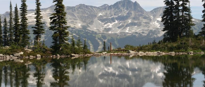 Rocosas, Whistler, Victoria y Vancouver