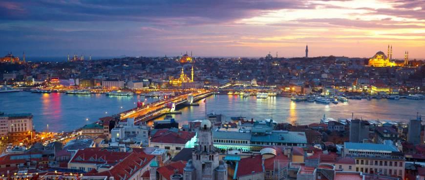 Del Mediterráneo al Egeo Turco