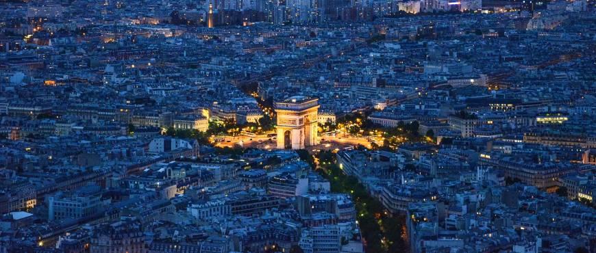 Combinado Londres + París