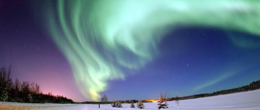 Moscú, San Petersburgo y Auroras Boreales