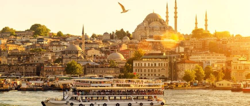 Turquía Fantástica Confort hasta Esmirna