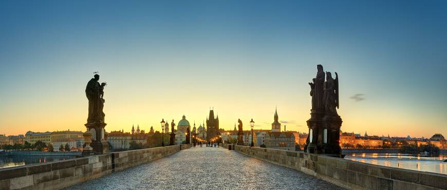 Berlín y Praga