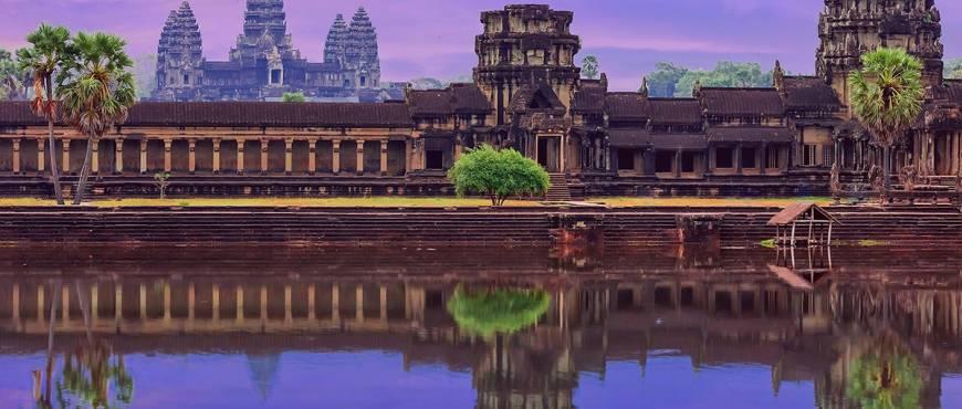 Camboya Esencial - Privado