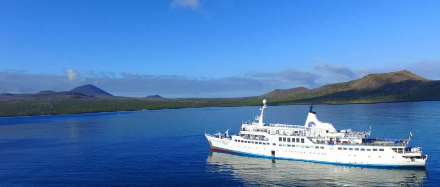 Crucero por Galápagos M/V Galapagos Legend (Ruta Oeste)