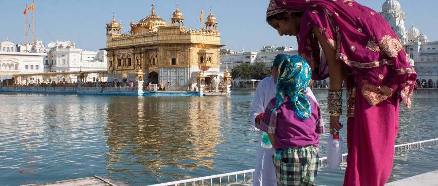 India Fascinante y Amritsar