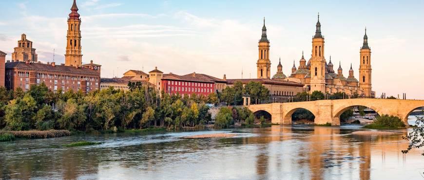 Norte de España y Portugal desde Madrid